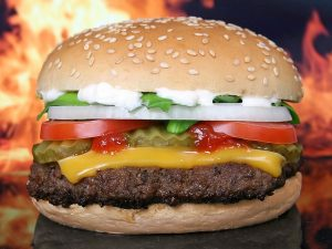 hamburger-fire